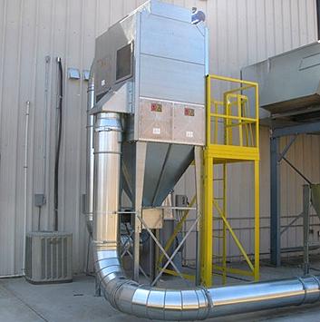 Картинки по запросу Система удаления пыли с картриджным фильтром FMC