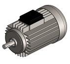 Priedai, AC Elektrinis variklis
