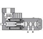 KRYPTINIAI VOŽTUVAI, 003290 DHA, DLAH sprogimui atsparūs solenoidiniai vožtuvai su slopintuvo diodu