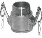 Kamlock jungtys, MIL-C-27487 / EN 14420-7 (DIN 2828), KLDG