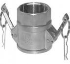 Kamlock jungtys, MIL-C-27487 / EN 14420-7 (DIN 2828), KLDGI