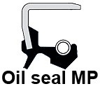 ROTARY SHAFT SEAL, OIL SEAL MP