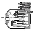 HIDRAULINIAI SIURBLIAI, Obsolete components